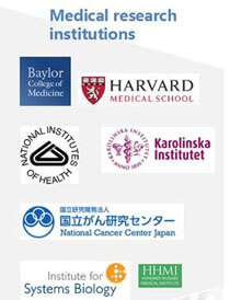Medical research institutions